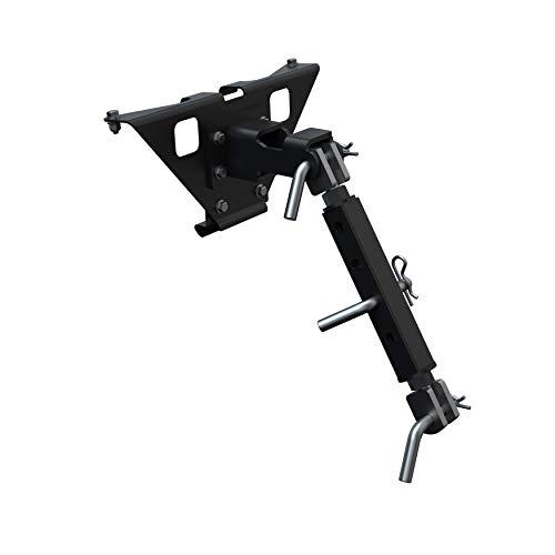 Kolpin 90506 Black Model Specific Polaris Ranger 3-Point Hitch System Frame Support BAR