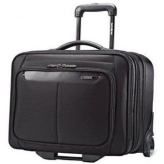 Samsonite Mobile Office Travel Bag 49354-1041 Black Fits 13
