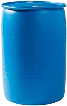 Augason Farms Water Storage Barrel 55 gallon Drum