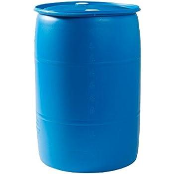 Amazon com: ER Emergency Ready 55 Gallon Water Storage