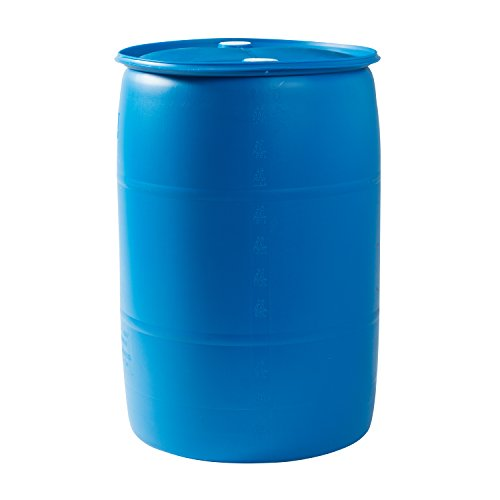 - Augason Farms Water Storage Barrel 55-Gallon Drum
