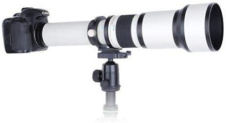 JINTU - Lente de Zoom teleobjetivo HD para cámaras Digitales Nikon ...