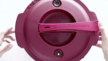 Amazon.com: Tupperware Microondas olla de presión 2 qt ...
