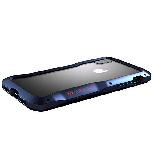 Element Case Vapor Drop Tested case for iPhone Xs / X Max - Blue (EMT-322-193E-02) by Element Case (Image #1)