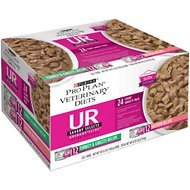 Purina Pro Plan Veterinary Diets UR St/Ox Savory Selects Feline Variety Pack Canned Cat Food 24/5.5 oz