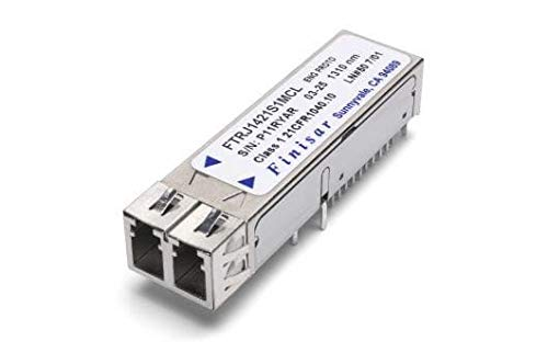 Fiber Optic Transmitters, Receivers, Transceivers Same as FTLF1421S1MC L, but 2 Ground pins (FTLF1421S1KCL)