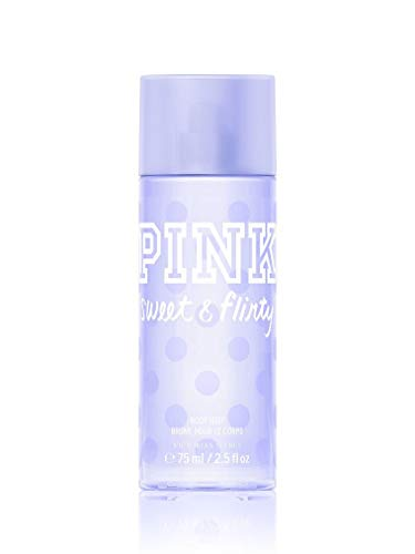 (Victoria's Secret Body Mist, Sweet & Flirty (2.5 fl oz Travel Size))