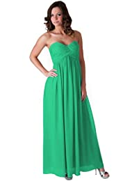 Amazon.com: Greens - Bridesmaid / Wedding Party: Clothing, Shoes ...