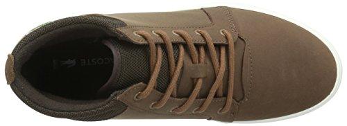 Lacoste Ampthill Chukka 316 2 - Zapatillas Mujer Marrón - Braun (BRW 078)