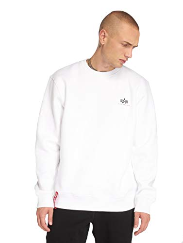 Alpha Sudadera Logo White Industries Basic Smaill rIqx1rY