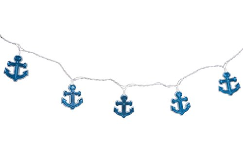 Nautical Outdoor String Lights - 4