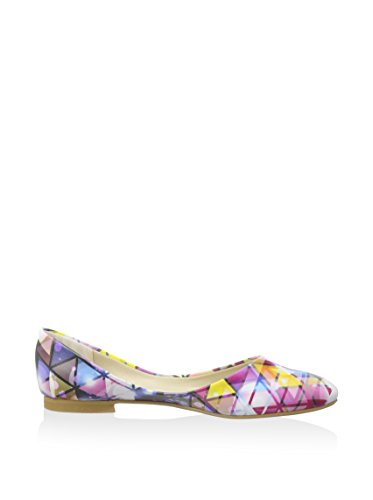 Ballerinas Shoes Nss360 Triangles Colored Colored Triangles agRn17ZpWq