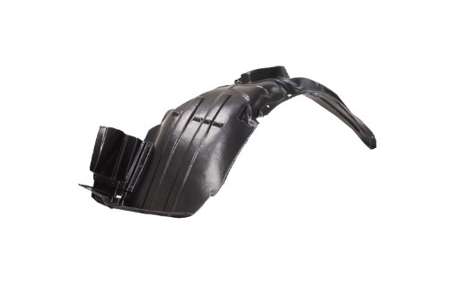 Honda FIT Replacement Front Driver Side Plastic Fender Liner Splash Shield by Unknown (Image #1)