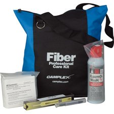 Fiber Optic Cleaning Kit for LEMO Type SMPTE 311M Hybrid Connectors-by-Camplex ()