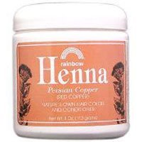 Rainbow Research Henna Persian Copper Hair Color - 4 oz, 2 Pack