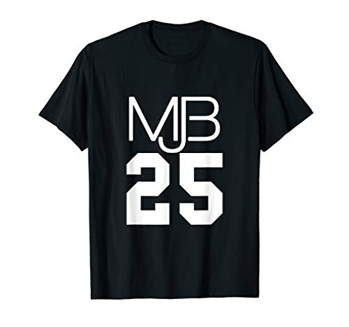 Mary J. Blige Official MJB 25 Year T-Shirt
