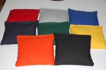 Cornhole Bags (Set of 8) by SC Cornhole (Choose Your Colors)