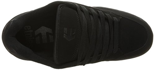 Etnies Swivel, Color: Black/Black/Gum, Size: 48 EU (14 US / 13.5 UK)