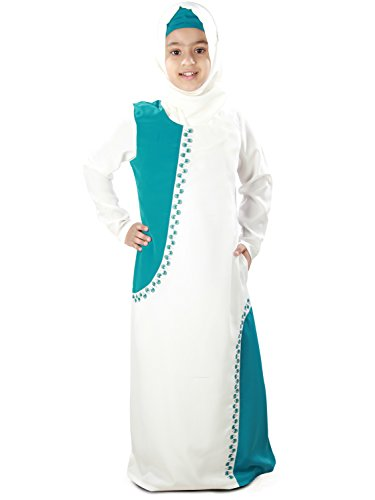 MyBatua-Leena-Muslim-Girls-Off-White-Abaya-Dress-AY-353-K