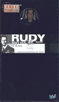 Rudy Boesch Navy Seal Limited Edition