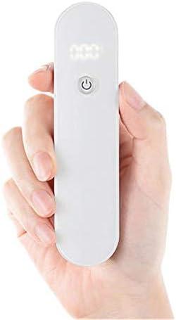 Súper luz UV LED, elimina olores, limpieza eficiente, segura y libre de contaminación, lugares aplicables: familia, hotel, restaurante, escuela, hospital, etc.