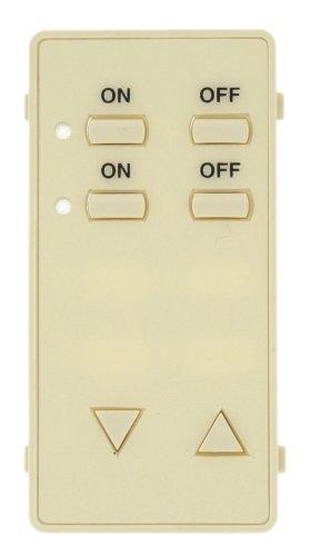 Leviton DCK2D-A Color Change Kit for 2 Address Decora Home Controls (DHC) Controller, - Controls Home Controller Dhc Decora