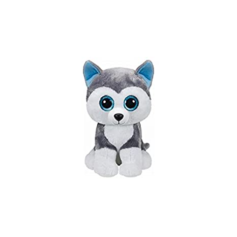 8372f3cc1e8 Amazon.com  Ty Beanie Boos Buddies Slush Husky Large Plush  Toys   Games