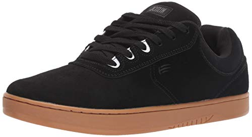 Etnies Men's Joslin Skate Shoe, Black/Gum, 10.5 Medium US