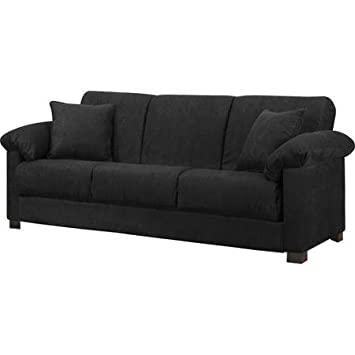 Brilliant Amazon Com Montero Microfiber Convert A Couch Sofa Bed Ocoug Best Dining Table And Chair Ideas Images Ocougorg