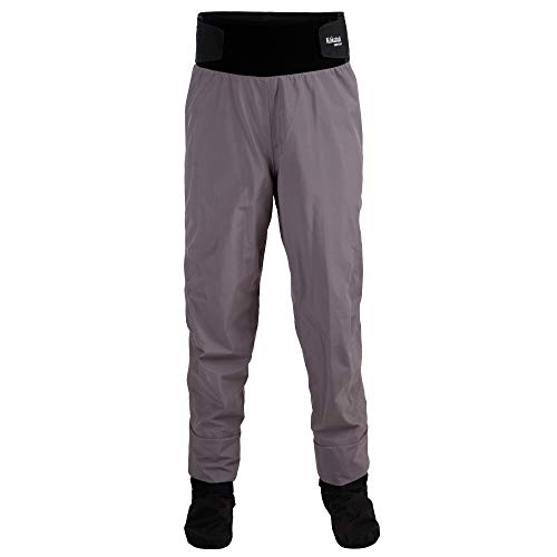 KOKATAT Men's Gore-Tex Tempest Pants Grey Black - Tex Gore Kokatat