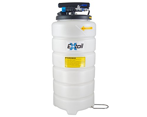 EXtoil 15 Liter Professional Pneumatic Oil Extractor by EXtoil (Image #5)
