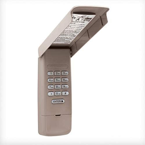 2-Liftmaster 377lm wireless keypads