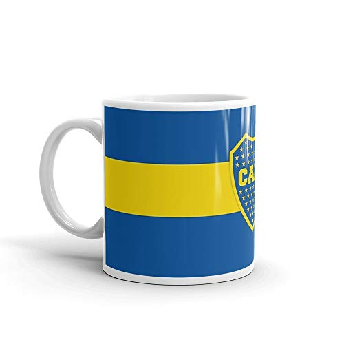 rangerpolocon Boca Juniors 11Oz Ceramic Coffee Mugs Cup Tea Unique Coffee Mug, Coffee Cup