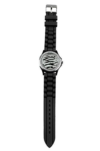 zebra jelly watch - 4