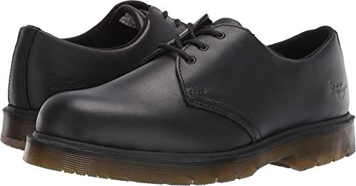 (Dr. Martens Unisex Arlington NS 3-Eye Shoe Black 7 M UK)