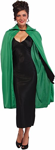 Forum St. Patrick's Day Costume Cape, Green, One Size -