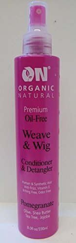 Natural Weave Conditioner Detangler Fluid product image