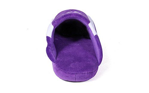 and Happy Low Wildcats Feet Slippers LICENSED Mens Kansas Pro NCAA Womens State OFFICIALLY College wRrRqE