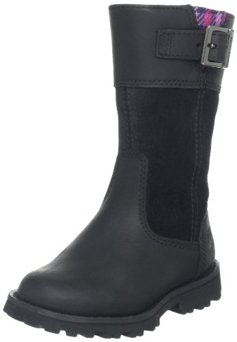 Timberland Earthkeepers Maplebrook Tall Boot (Toddler/Little Kid/Big Kid),Black,7 M US Toddler