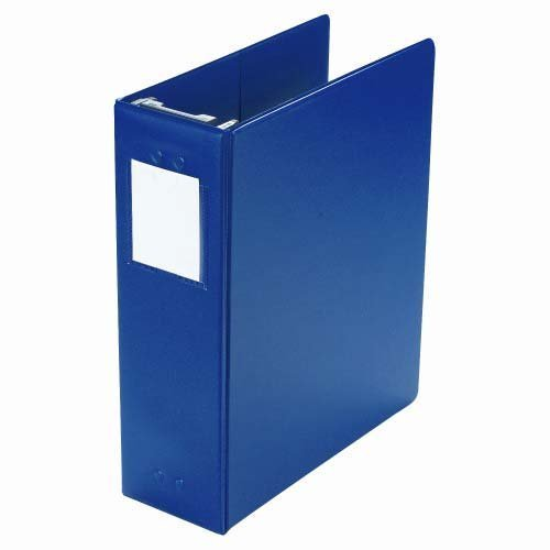 Wilson Jones Large Capacity Hanging Vinyl Binder, 3 Inch/870 Sheet Capacity, ... by Wilson Jones (Capacity Hanging Large Vinyl)