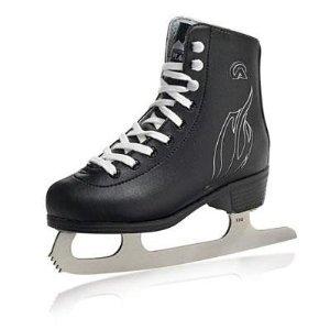 Deluxe Sport Figure Skates (Lake Placid LP200 Boy's Figure Ice Skate (Y09))