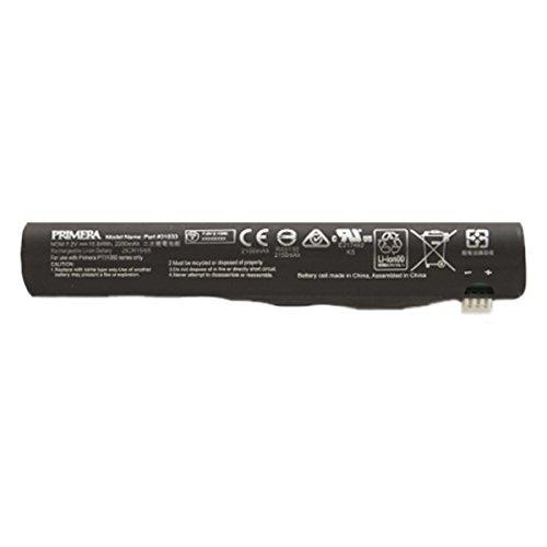Primera Technology Lithium-ion Battery for Primera Trio All-in-One Portable Printer (31033)