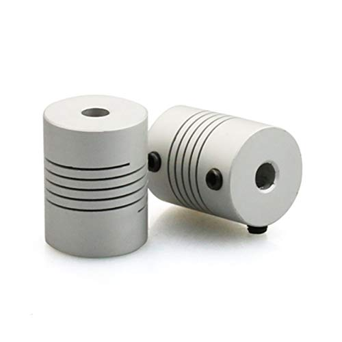 3D Printer Parts Flexible Coupling Coupler 5mm to 5mm Motor Shaft Couplings -