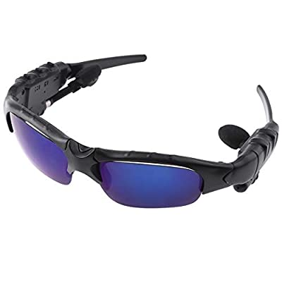 Polarized Glass Wireless Bluetooth Bicycle Outdoor Stereophonic Sunglass