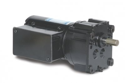 Leeson Electric M1125285.00, Parallel Shaft AC Gearmotor, .067 HP, 3 PH, 208-230VAC, 283 RPM