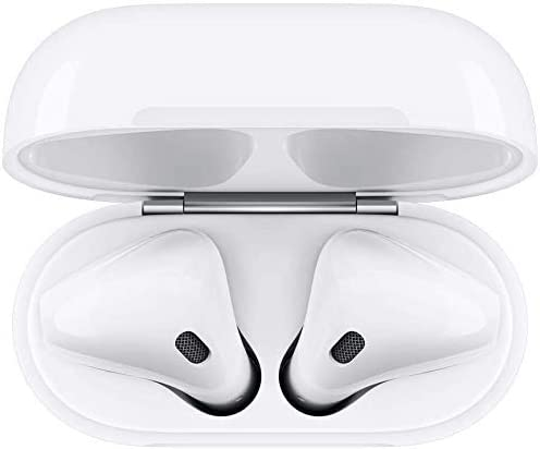 Wireless Earbuds Bluetooth Earbud Bluetooth Headphones 24Hrs Charging Case 3D Stereo IPX5 Waterproof Pop-ups Auto Pairing Fast Charging for Earphones Samsung Apple Airpods White