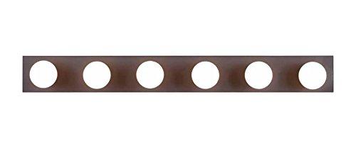 6 Light Wall Bracket (Volume Lighting V1026-79 6-Light Bath Bracket)