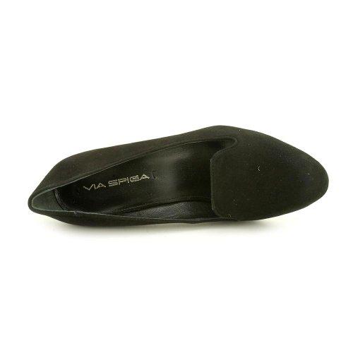 amp; Black Via Flip Sandals Lorena Women's Spiga Flops wAvv60qIf