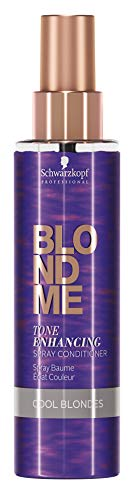 BLONDME Tone Enhancing Spray Conditioner for Cool Blondes, 5.0 ()
