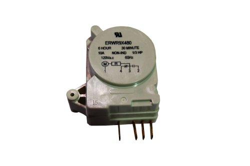 GE WR9X480 Refrigerator Defrost Control - Control Timer Ge Refrigerator Defrost